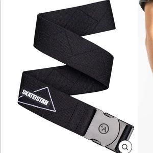 Arcade Rambler Skateistan Collab belt NEW W/ TAG